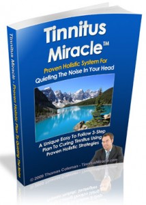 tinnitus miracle